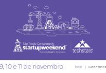 São Paulo receberá em novembro primeiro Startup Weekend Construtech